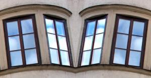 Doppel-Doppelfenster