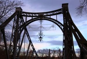Brücke zu einer neuen Welt